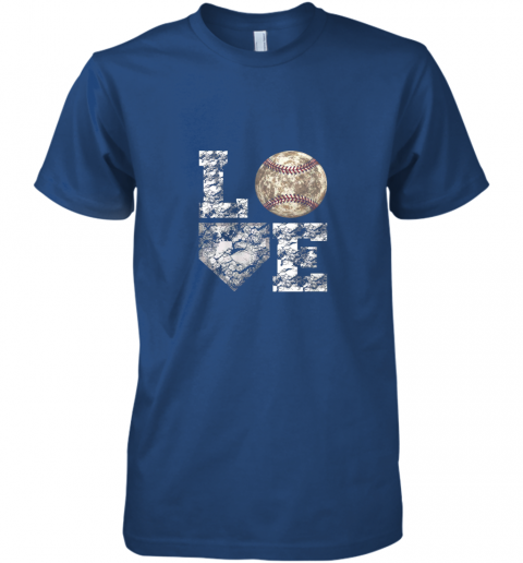 mexe baseball distressed ball cute dad mom love gift premium guys tee 5 front royal