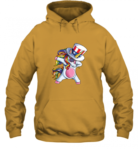 Day 4th Of July Dabbing Uncle Sam Gifts Hoodie