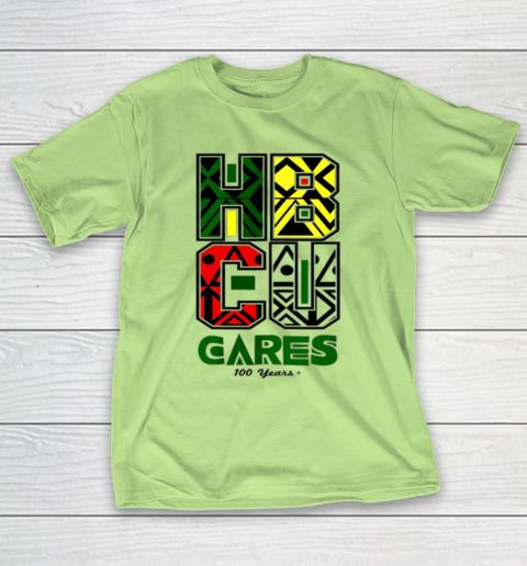 HBCU Cares College University Graduation Gift Black Schools T-Shirt 6