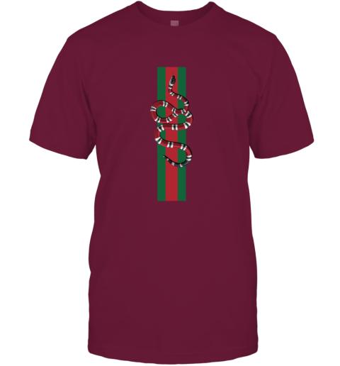 Gucci Logo Snake T-Shirt