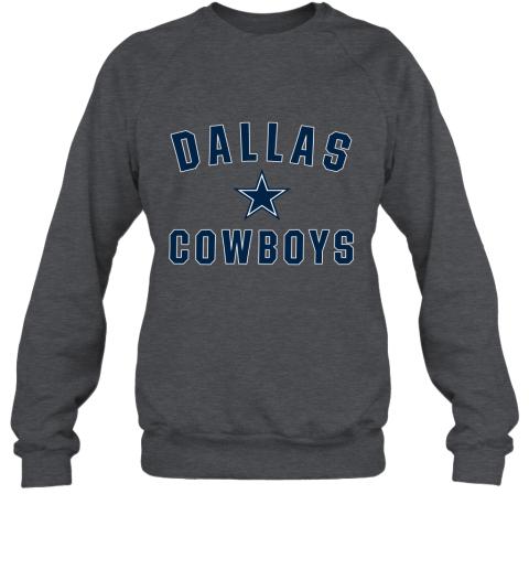 Dallas Cowboys NFL Pro Line by Fanatics Branded Gray Sweatshirt