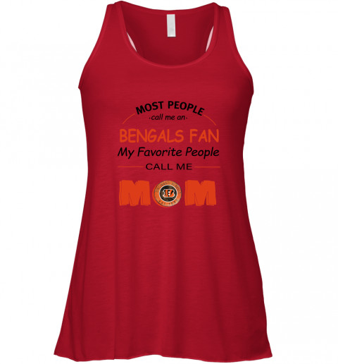 q4qh most people call me cincinnati bengals fan football mom flowy tank 32 front red