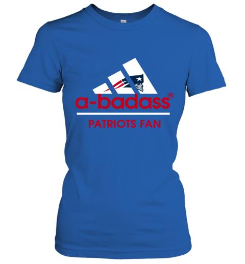 0jrk a badass new england patriots mashup adidas nfl shirts ladies t shirt 20 front royal