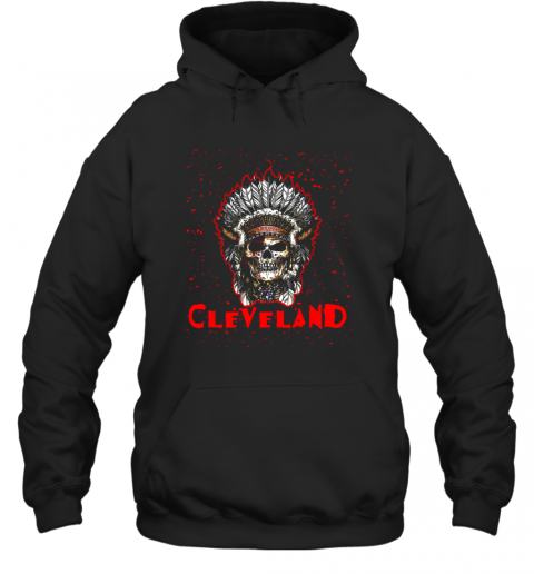 Cleveland Hometown Indian Tribe Vintage Baseball Fan Awesome Hoodie