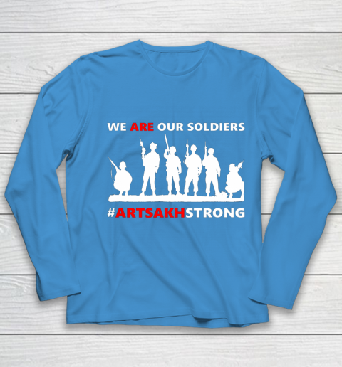 We Are Our Soldiers Youth Long Sleeve 5