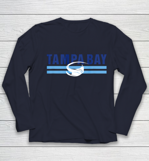 Cool Tampa Bay Local Sting ray TB Standard Tampa Bay Fan Pro Youth Long Sleeve 2
