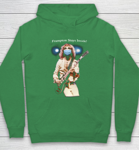 Peter Frampton Covid Stays Inside Hoodie 5