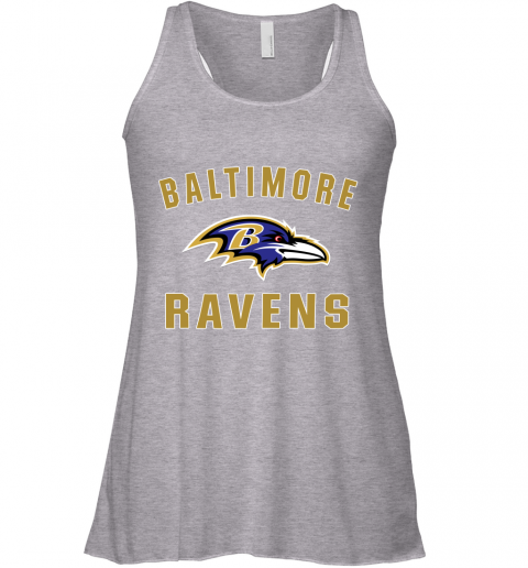 u0vf mens baltimore ravens nfl pro line by fanatics branded gray victory arch t shirt flowy tank 32 front athletic heather