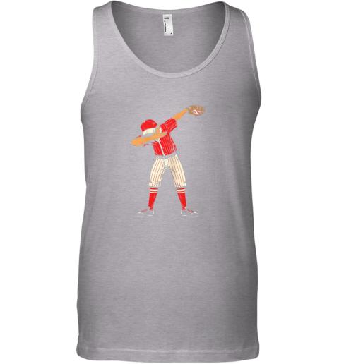 sqr2 dabbing baseball catcher gift shirt kids men boys bzr unisex tank 17 front sport grey