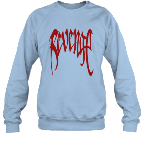 Revenge kill XXXtentacion (red) shirt Hoodie S Sweatshirt