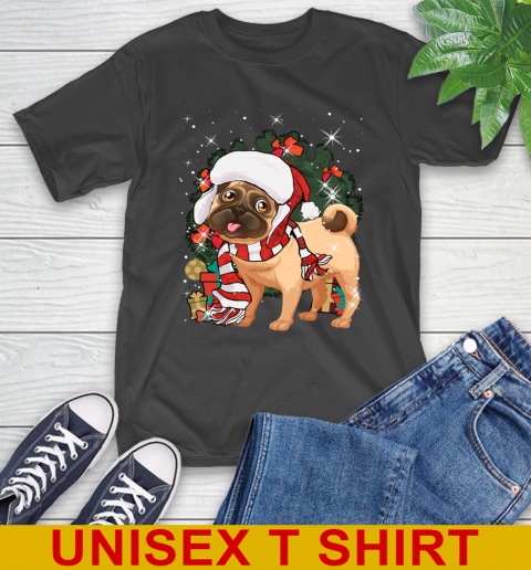 All I Want For Christmas Is Pug Dog Lovers T-Shirt