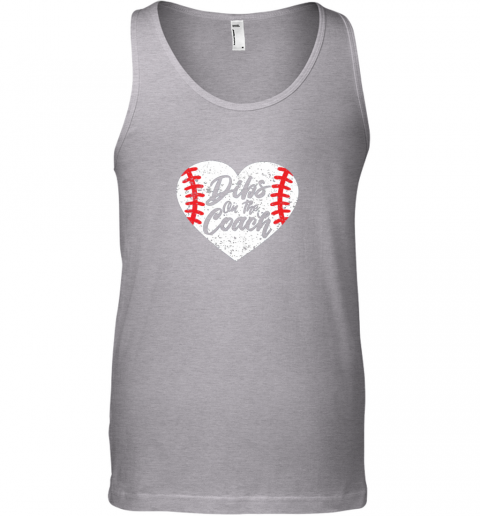 xsj1 dibs on the coach funny baseball unisex tank 17 front sport grey