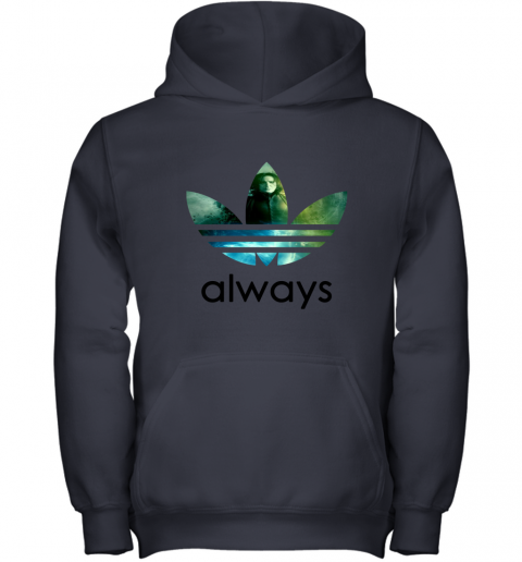 mxu8 adidas severus snape always harry potter shirts youth hoodie 43 front navy