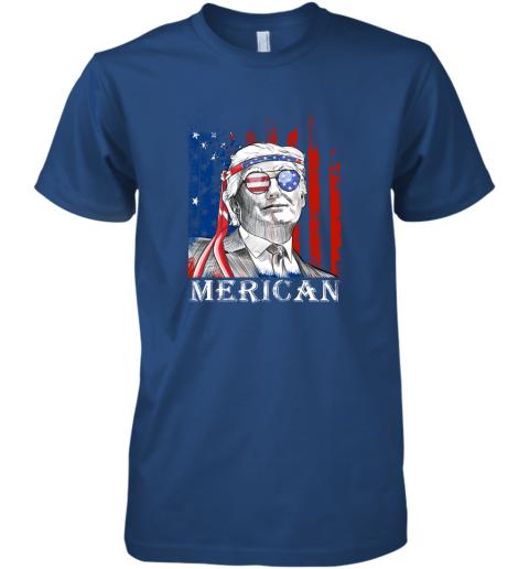 eko2 merica donald trump 4th of july american flag shirts premium guys tee 5 front royal