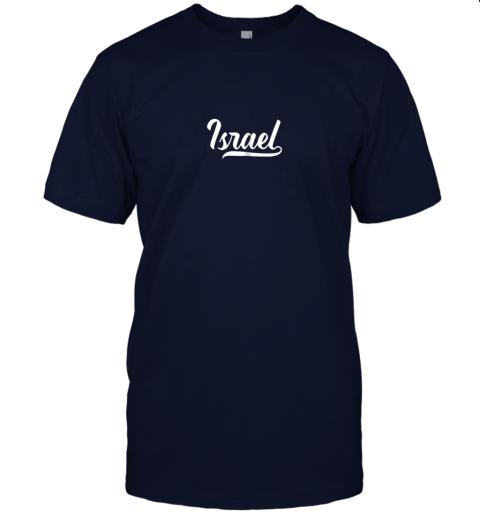 2vqn israel baseball national team fan cool jewish sport jersey t shirt 60 front navy