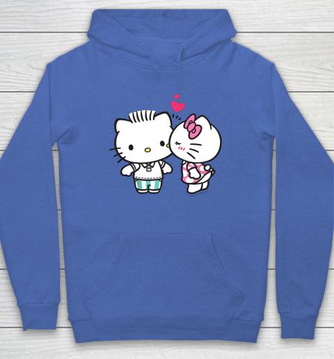 Hello Kitty and Dear Daniel Valentine Tee Hoodie 6