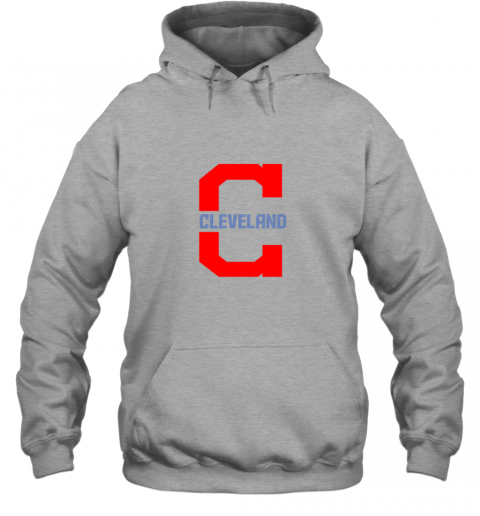 4sh3 cleveland hometown indian tribe vintage for baseball hoodie 23 front sport grey