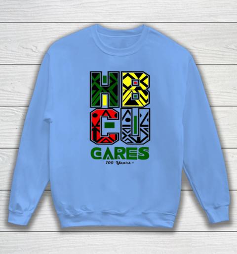 HBCU Cares College University Graduation Gift Black Schools Sweatshirt 7
