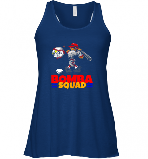 bpq2 bomba squad twins shirt for men women baseball minnesota flowy tank 32 front true royal