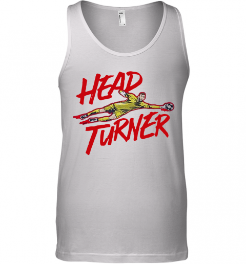 Matt Turner Head Turner New England Tank Top