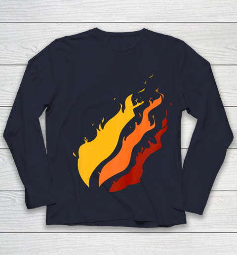 Gaming Tee for Gamer with Game Plays Style Youth Long Sleeve 3