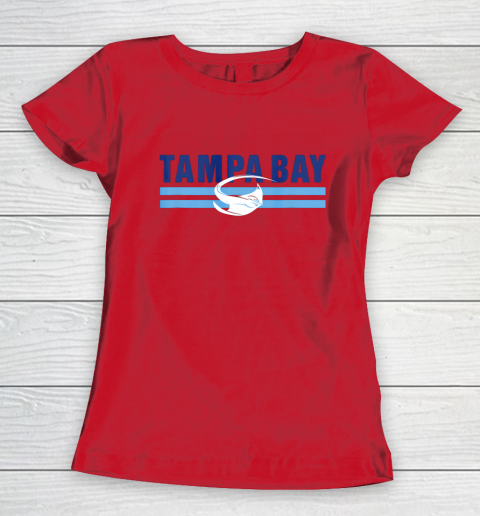 Cool Tampa Bay Local Sting ray TB Standard Tampa Bay Fan Pro Women's T-Shirt 9