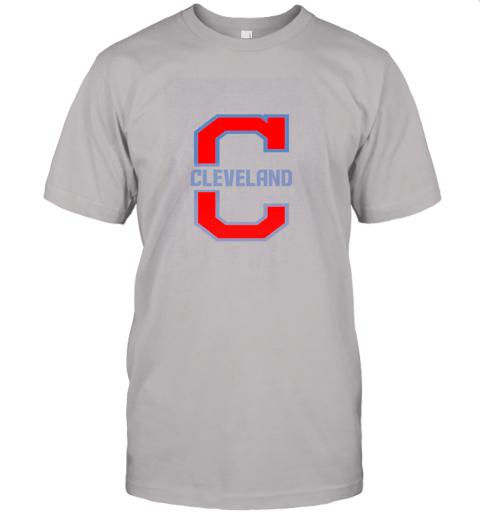 j8zq cleveland hometown indian tribe vintage for baseball fans jersey t shirt 60 front ash