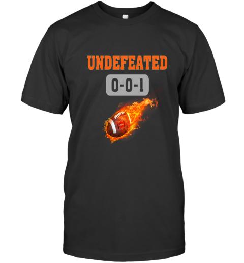 NFL DENVER BRONCOS LOGO Undefeated T-Shirt