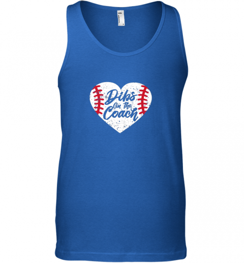 xsj1 dibs on the coach funny baseball unisex tank 17 front royal