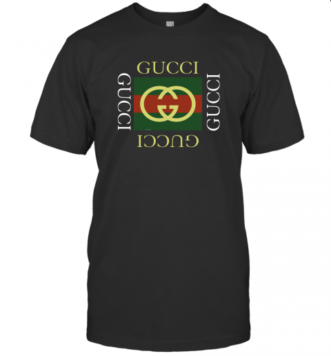 Gucci Logo Gift Mens T-Shirt