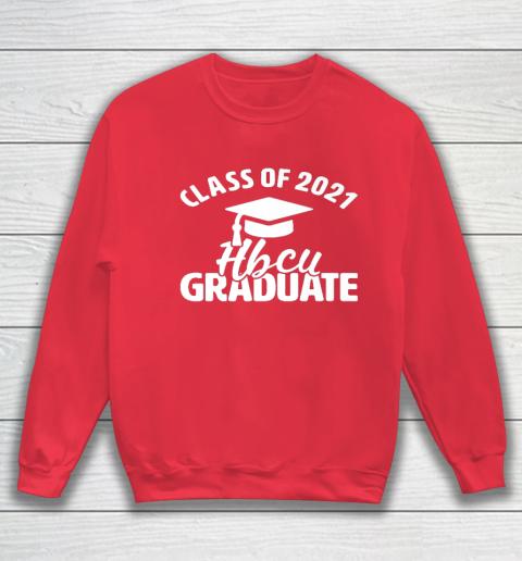 HBCU Alumni Apparel Class Of 2021 HBCU Grad Sweatshirt 7