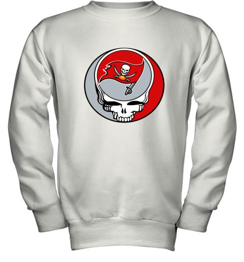 NFL Team Tampa Bay Buccaneers x Grateful Dead Youth Sweatshirt