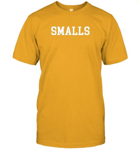 sowt smalls shirt funny baseball gift jersey t shirt 60 front gold