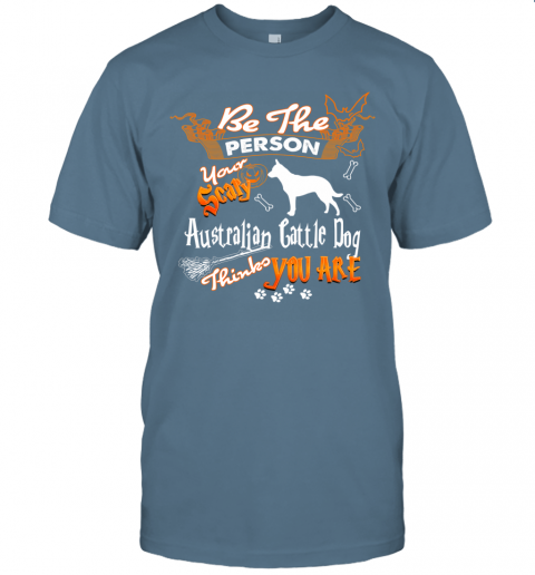 Halloween Costume Shirt Your Scary Australian Cattle Dog T-Shirt