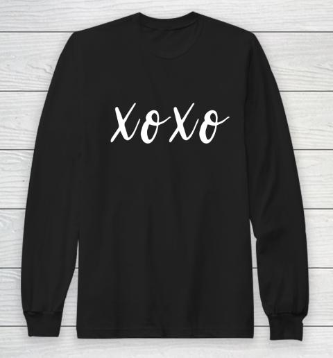 Xoxo Valentine Long Sleeve T-Shirt