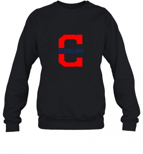 Cleveland Hometown Indian Tribe Vintage For Baseball Sweatshirt