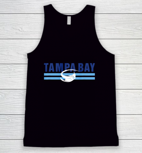 Cool Tampa Bay Local Sting ray TB Standard Tampa Bay Fan Pro Tank Top