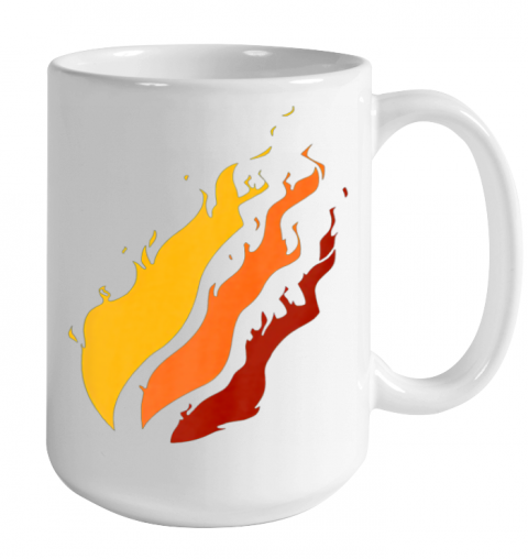 Gaming Tee for Gamer with Game Plays Style Color Changing Mug 15oz 2