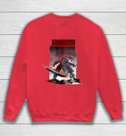 Godzilla vs Kong Mechagodzilla Sweatshirt 7