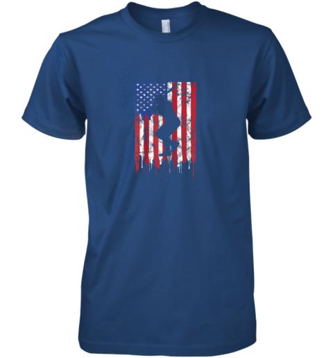 xch3 vintage patriotic american flag baseball shirt usa premium guys tee 5 front royal