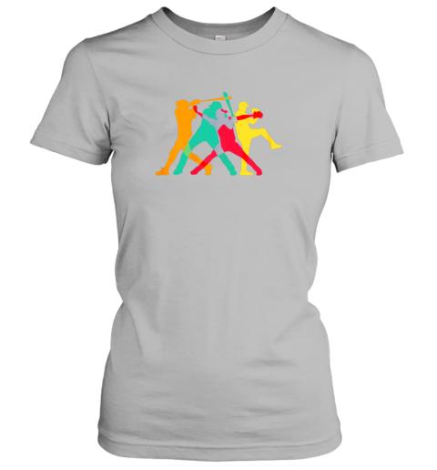 nhzf vintage baseball shirt gifts ladies t shirt 20 front sport grey