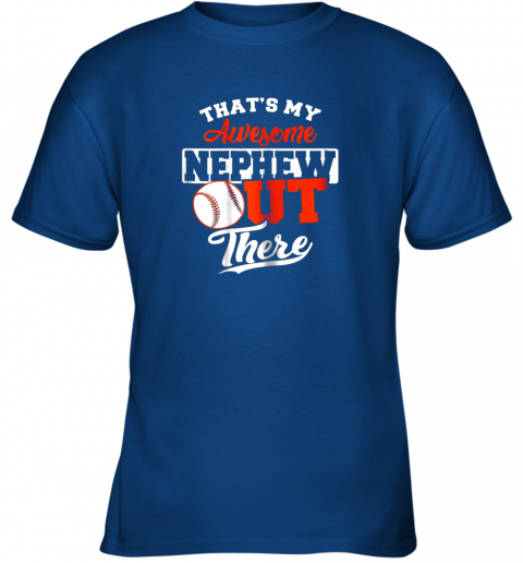 9bt6 that39 s my awesome grandson out there baseball youth t shirt 26 front royal