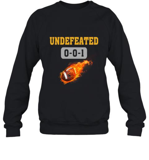 NFL JACKSONVILLE JAGUARS Logo Undefeated Sweatshirt