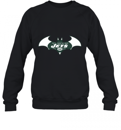 l5vy we are the new york jets batman nfl mashup sweatshirt 35 front black