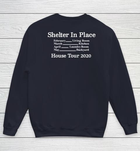 Peter Frampton Covid Stays Inside Youth Sweatshirt 10