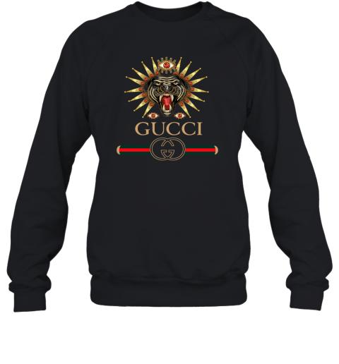 Gucci Logo Tiger Best Adult Crewneck Sweatshirt