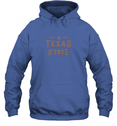 5ztm texas state bobcats womens college ncaa hoodie 23 front royal