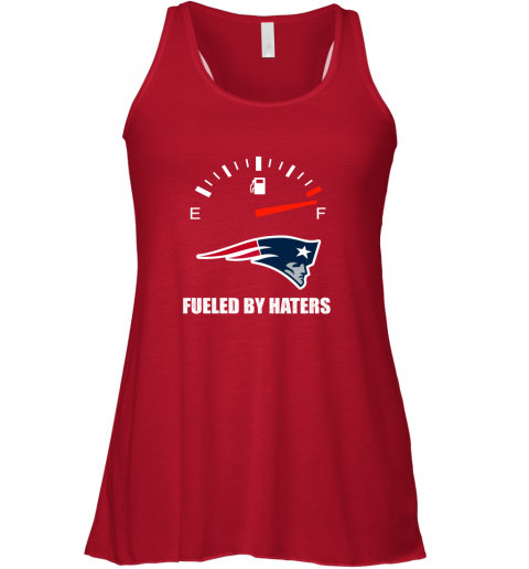 7q2y fueled by haters maximum fuel new england patriots flowy tank 32 front red