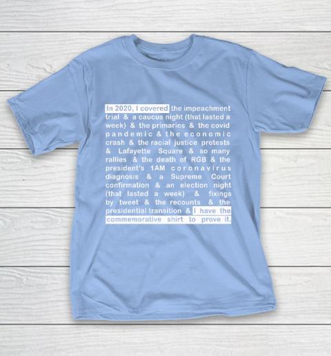 Jim Acosta T-Shirt 10