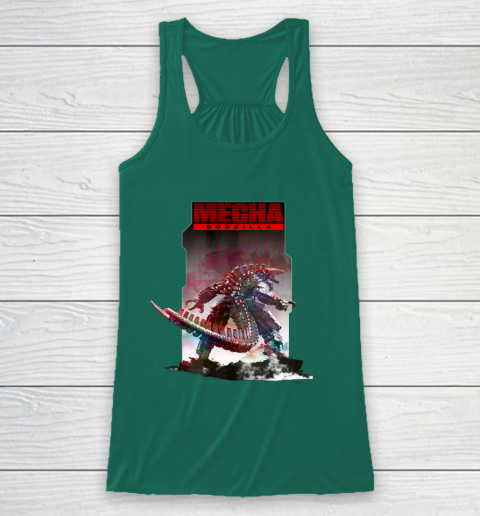 Godzilla vs Kong Mechagodzilla Racerback Tank 5